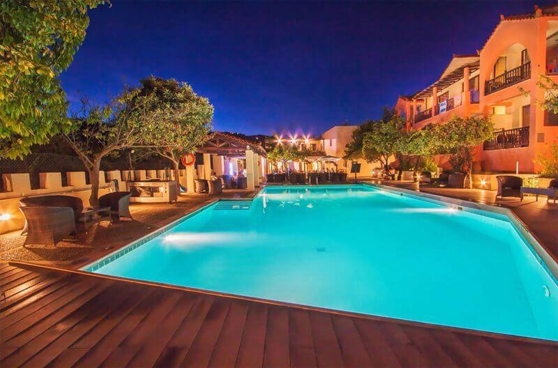 Ξενοδοχείο Στη Σκόπελο Με Πισίνα