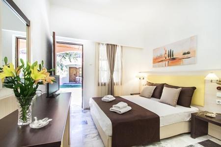 Standard Rooms, Skopelos Island
