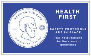 Πιστοποιητικό Health First σε ξενοδοχείο στη Σκόπελο